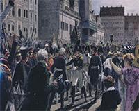 LEBEN I. 1813 in Deutschland