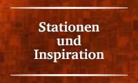 RAUM VI – Stationen und Inspiration