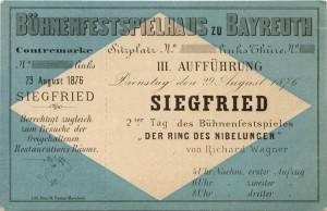 MVRW Billet entrée Première Siegfried_29.08.1876