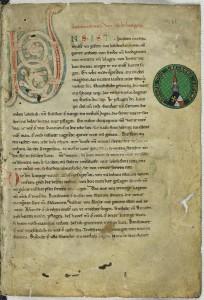 MVRW Nibelungenliedmanuscript