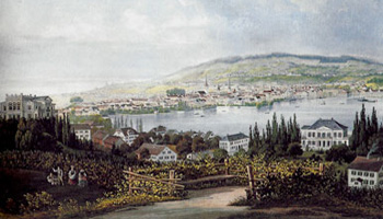 ZÜRICH (Stationen und Inspiration)