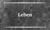 LEBEN : BIBLIOGRAFIE / Liste der für die Erstellung von Raum I:  Leben verwendeten Werke