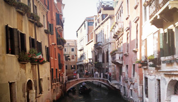 VENEDIG (Stationen und Inspiration)