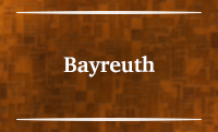 Section IV – Bayreuth