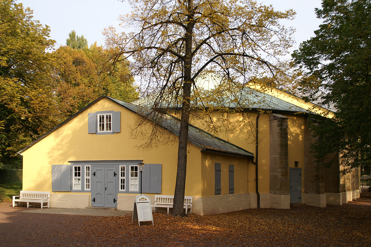 MVRW Goethe-Theater Bad Lauchstadt
