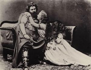MVRW-Joseph_Albert_-_Ludwig_und_Malwine_Schnorr_von_Carolsfeld_-_Tristan_und_Isolde_1865f-300x229