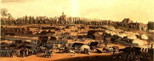 MVRW Leipzig_nach_der_Völkerschlacht_1813