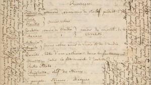 MVRW Liebesverbot Manuscript