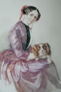 MVRW Minna Planer avec petit chien