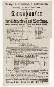 MVRW Affiche-pour-la-creation-de-Tannhauser-a-Dresde-en-1845