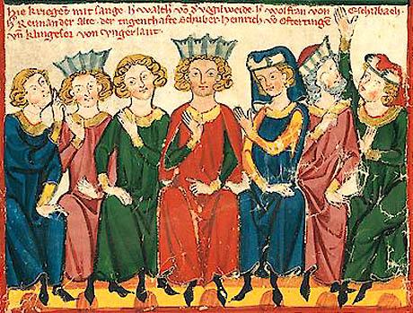 L'art des Minnesänger ou l'Amour courtois au temps du Moyen-Âge allemand