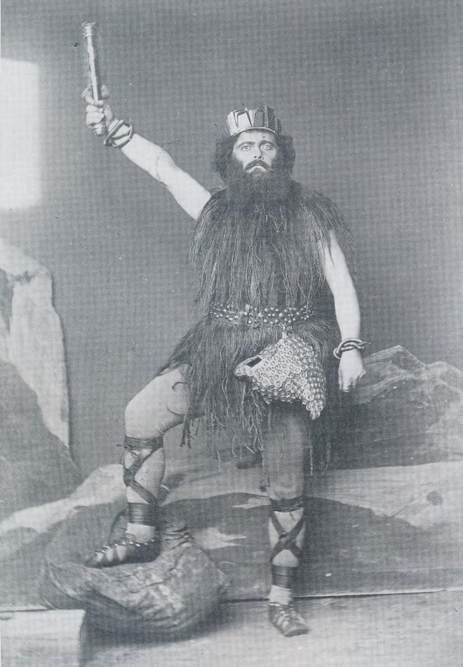 MVRW BAYREUTH 1876 HILL Karl Alberich