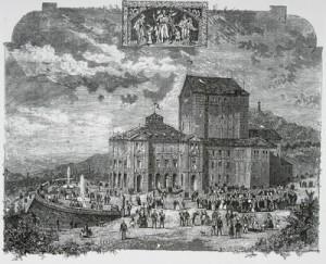 MVRW BAYREUTH 1876 Inauguration