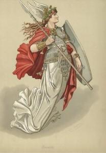 MVRW-Carl-Emil-DOEPLER-costume-pour-Brunnhilde