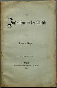 MVRW Du Judaisme dans la Musique 1869