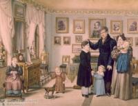 MVRW Famille Biedermeier (1830)