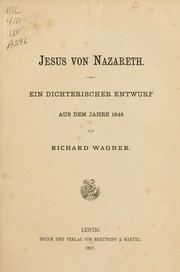 MVRW Jesus de Nazareth