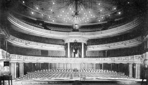 MVRW KOENIGSBERG Stasttheater salle interieur