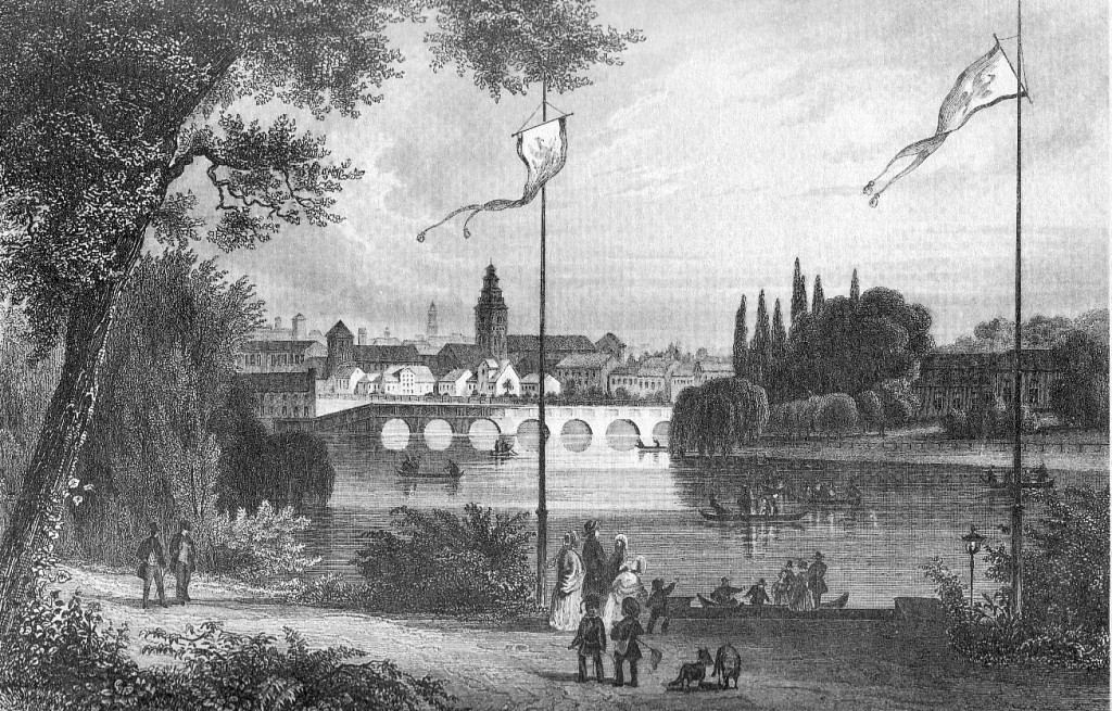 MVRW Koenigsberg vers 1850