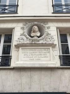 MVRW Maison Moliere Paris