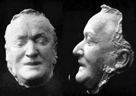 MVRW Masque mortuaire Richard Wagner 1883