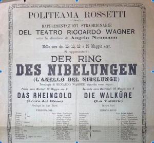 MVRW NEUMANN affiche pour Trieste