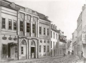 Le Théâtre de Riga au XIXème siècle