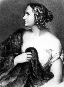 MVRW Wilhelmine Schroeder-Devrient