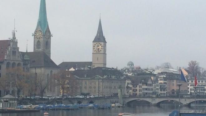 PERSO Zurich illustr ville brouillard