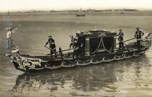 MVRW La Lugubre gondole