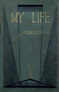 MVRW DUNCAN Isadora My Life