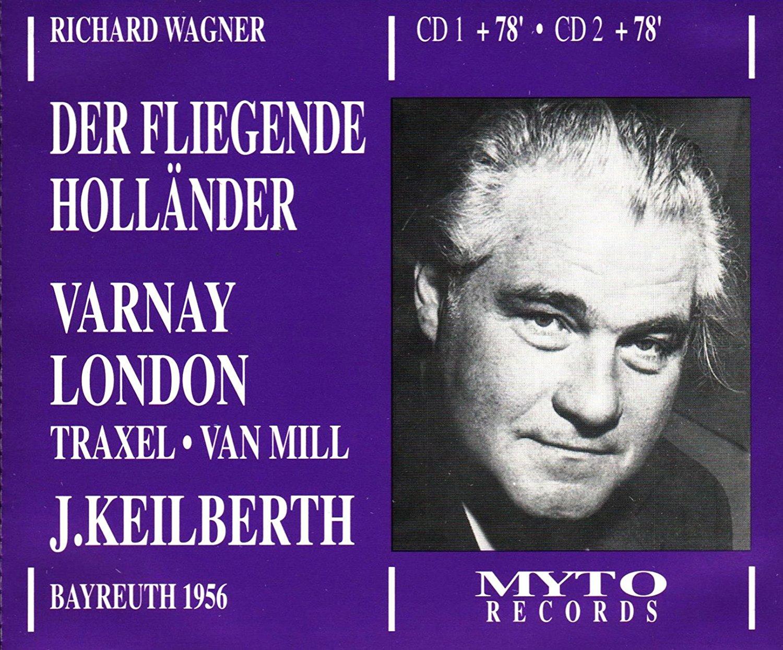 MVRW FLIEGENDE HOLLÄNDER Disco 1956