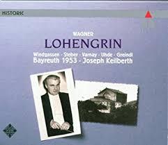 MVRW LOHENGRIN Disco 1953