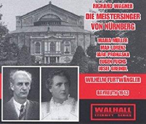 MVRW MEISTERSINGER Disco 1943