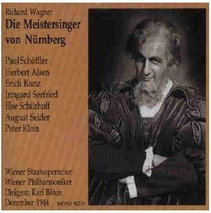 MVRW MEISTERSINGER Disco 1944