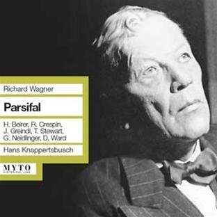 MVRW PARSIFAL Disco 1958 Crespin