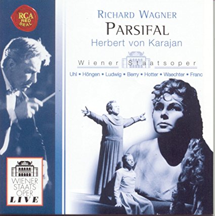 MVRW PARSIFAL Disco 1961 Karajan
