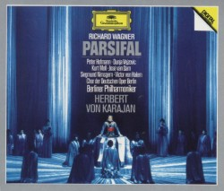 MVRW PARSIFAL Discographie