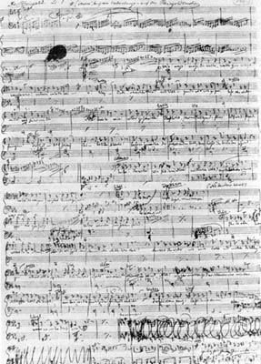 Wagners_autograph_of_Rheingold