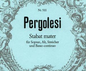 « STABAT MATER » DE PERGOLESE, une revue critique par Richard Wagner (1840)