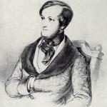 Dessin par Ernst Benedikt KIETZ (1842)