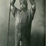 Ernest VAN DYCK dans le rôle de Parsifal au Festival de Bayreuth (première scène de l'acte III)