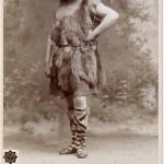 Ernest VAN DYCK dans le rôle de Siegmund (La Walkyrie) au Met de New-York