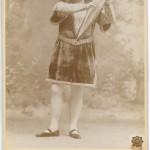 Ernest VAN DYCK dans le rôle-titre de Tannhäuser au Met de New-York