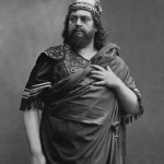 Ernest VAN DYCK dans le rôle de Tristan (Tristan et Isolde)