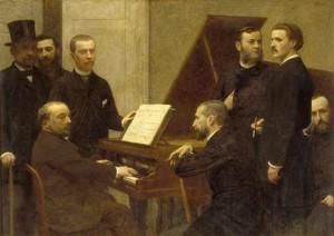 MVRW FANTIN-LATOUR Autour du piano
