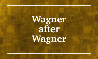 Section VIII – Wagner after Wagner