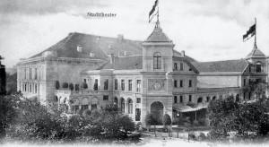 MVRW KOENIGSBERG Stadttheater