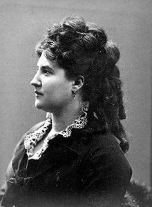 MVRW GAUTIER Judith vers 1880 par Nadar