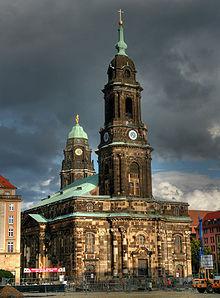 MVRW Kreuzkirche Dresde